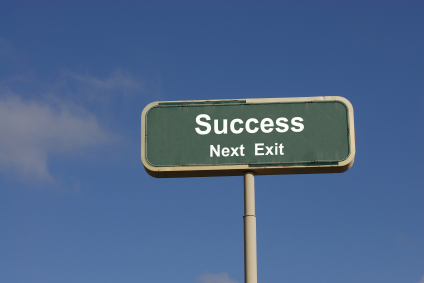 iStock_000006194657XSmall Success ahead
