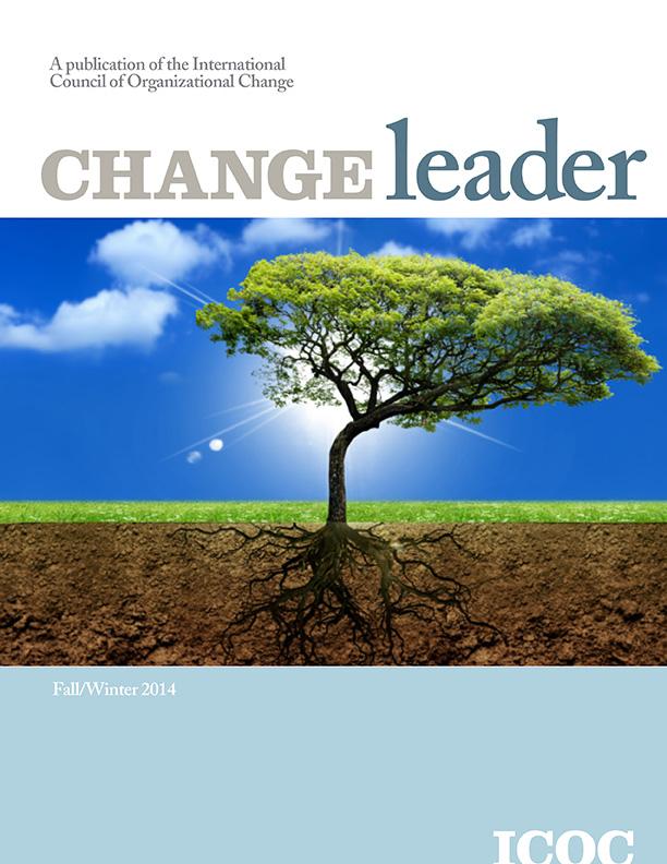 2014 Nov Change Leader Cover